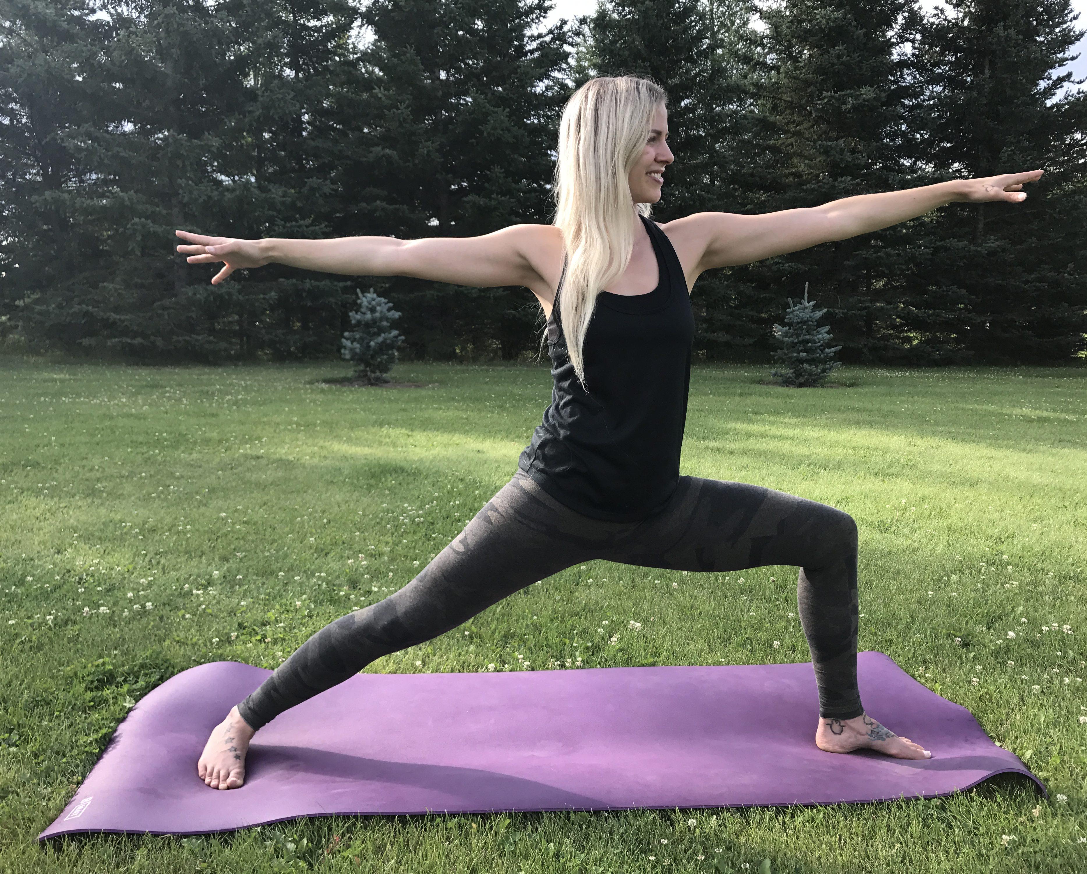 Yoga with Rachel